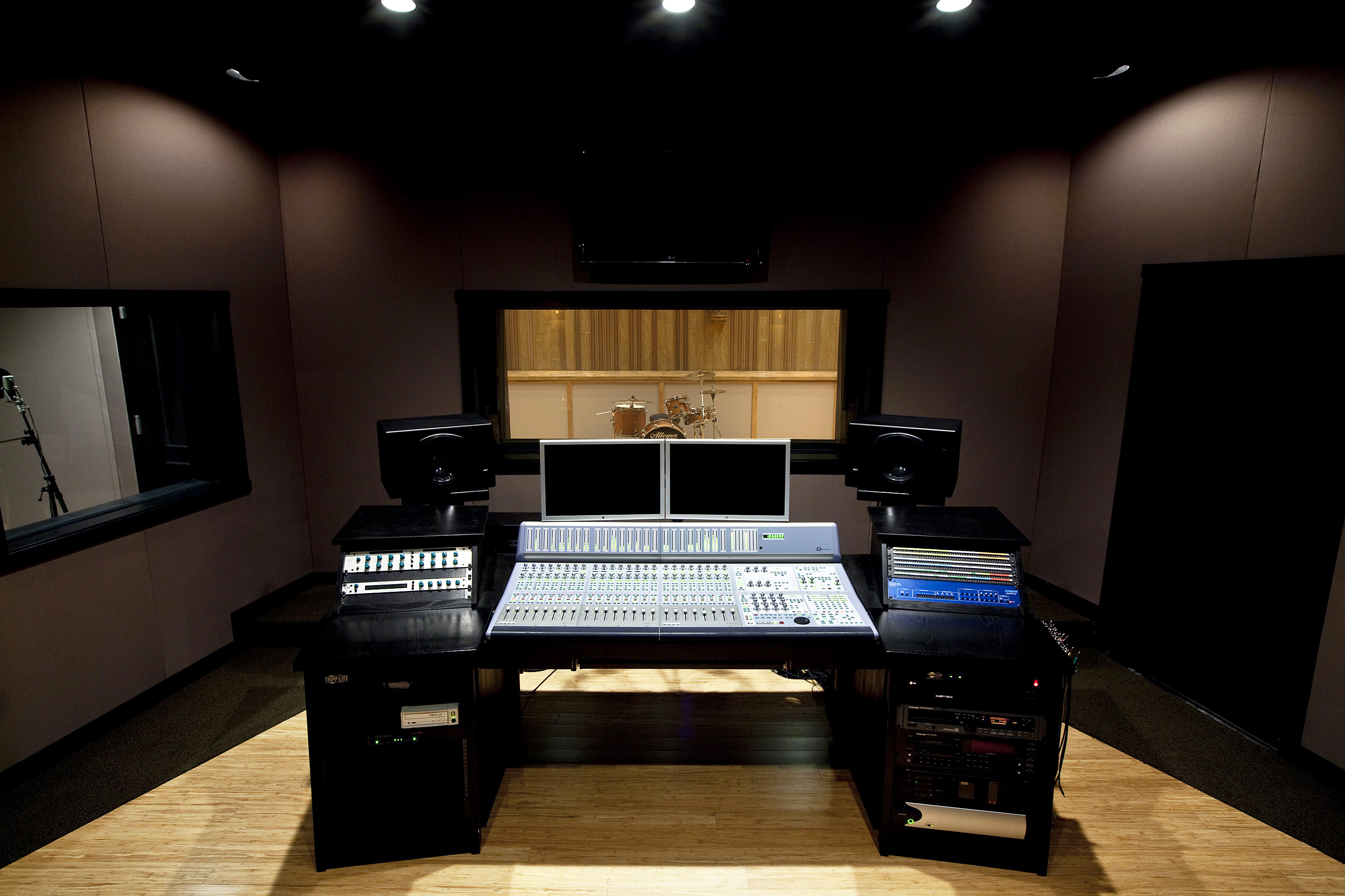The studio nettleingham audio recording mixing for A list salon portland